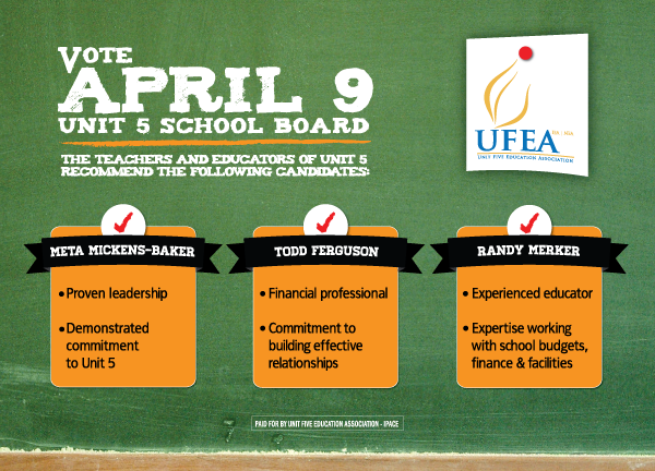 Protected: UFEA Recommends 3 Candidates in April 9, 2013 School Board Election