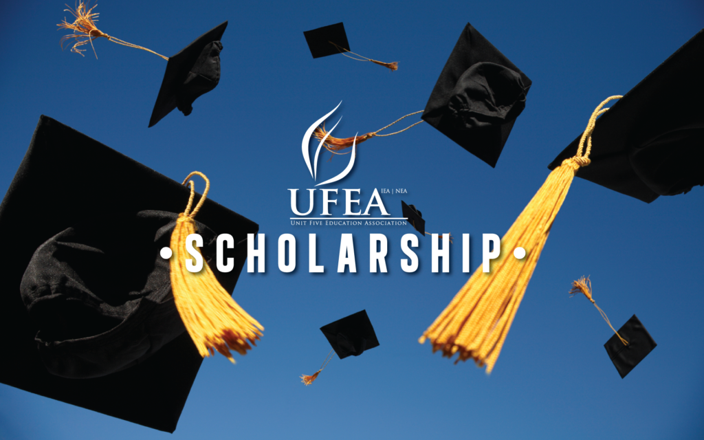 2016 UFEA Scholarship Applications now being accepted!