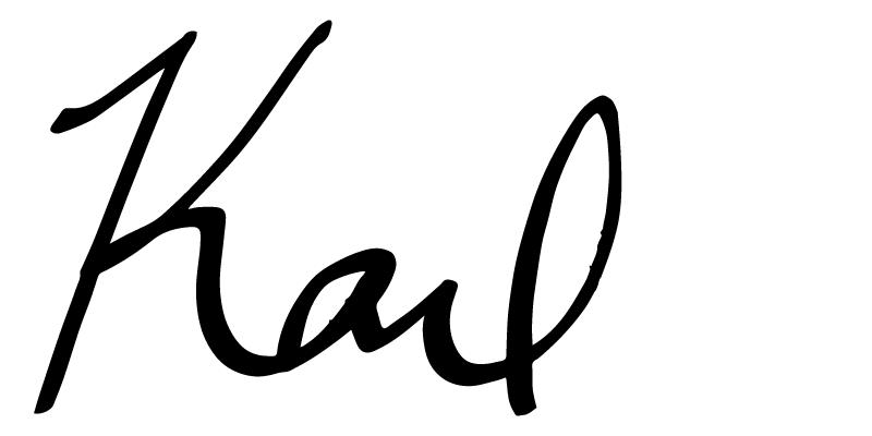 karl-signature