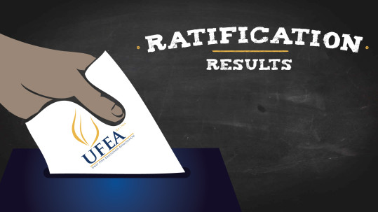 ufea-ratification-results