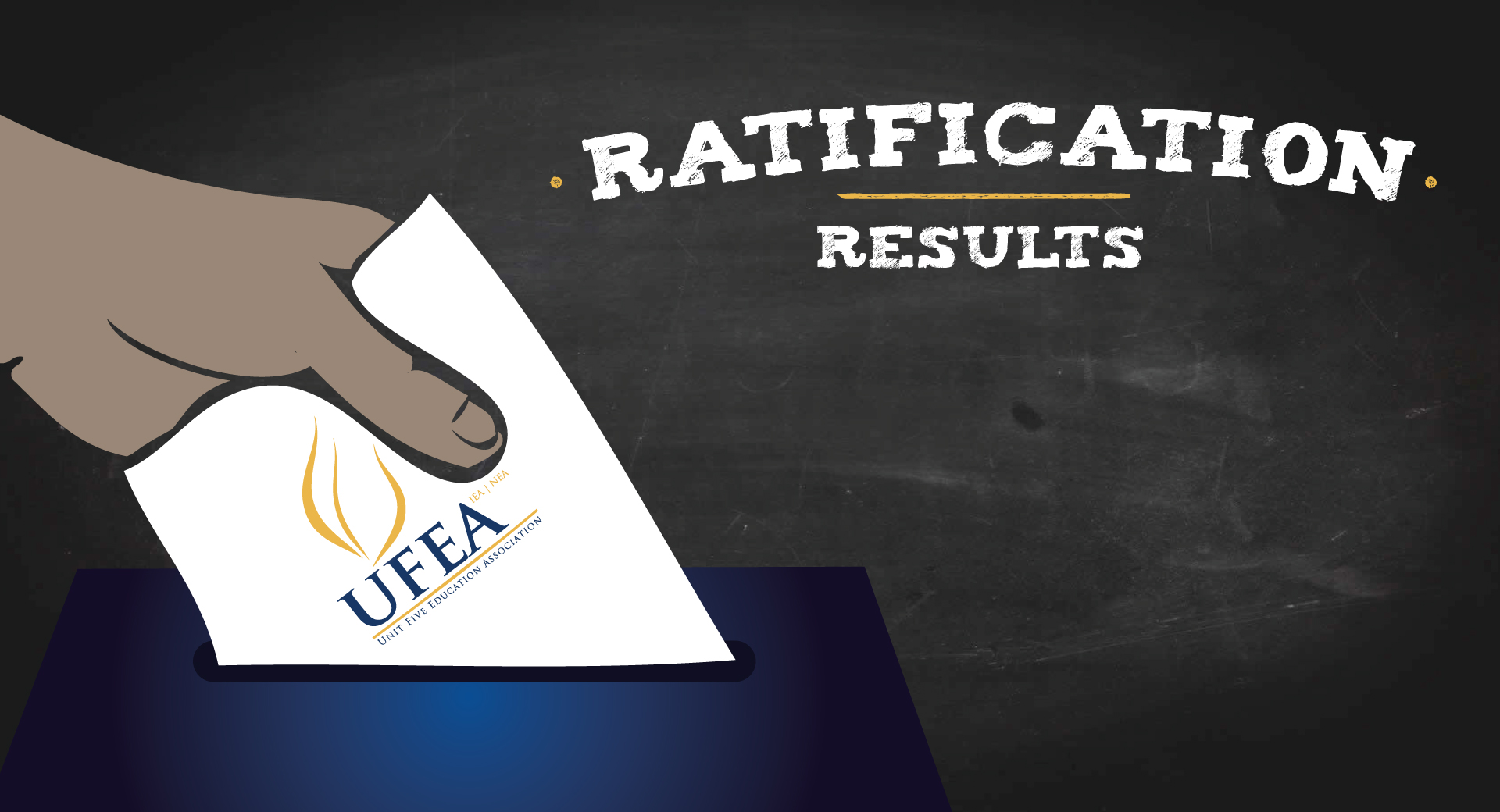 RATIFICATION RESULTS