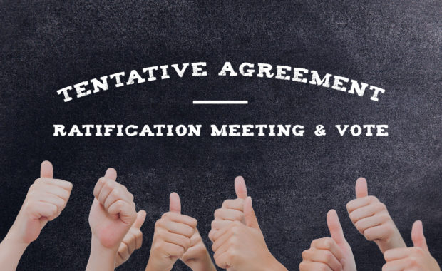 Protected: Tentative Agreement, Contract Changes & Highlights, and Ratification Meeting & Vote | Updated with FAQ