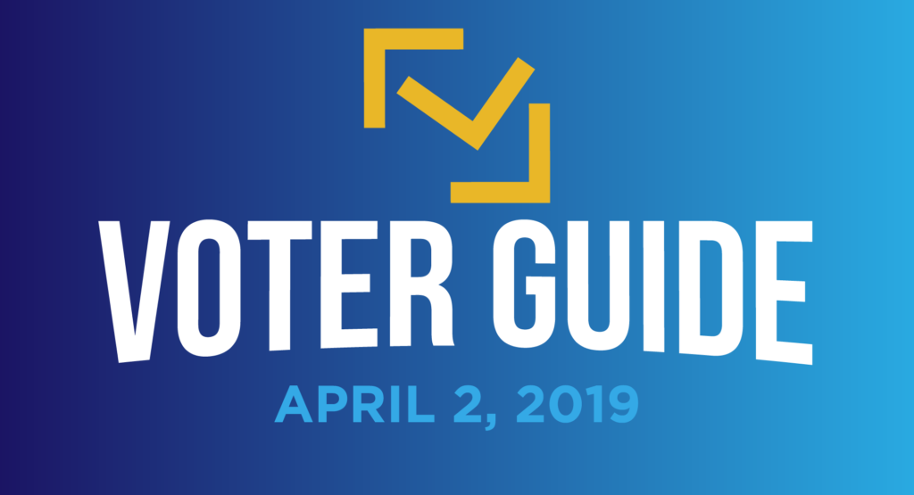 UFEA Voter Guide: April 2, 2019